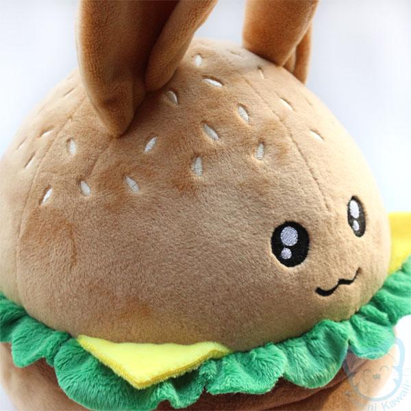 Hamburger Bun Cute Bunny Burger Plush Kimchi Kawaii Online