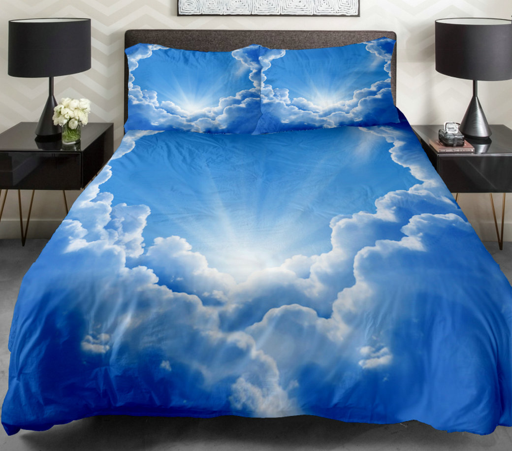 Anlye Luxury Bedding Sets The Gift Ideas Set 1 Side Printing Space Quilt Duvet Cover Space Bed With 2 Body Pillow Covers Sold By Anlye Com Storenvy Shop