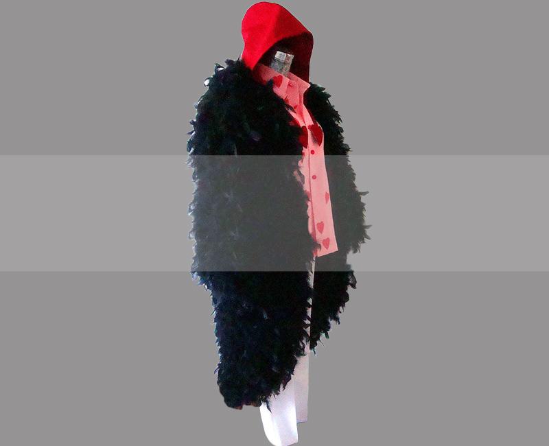 62877f21e99 Rosinante corazon one piece coat cosplay buy original · Corazon costume for  sale small
