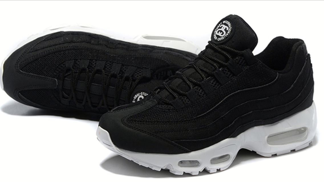 finest selection 3b172 51536 STUSSY X NIKE AIR MAX 95 Men's US size7-12 from FreshnUp