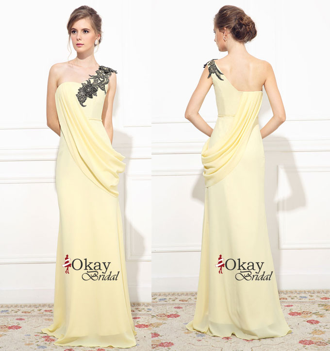 d017b2dccb Yellow Bridesmaid Dress