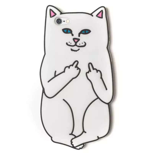 1862 Rip N Dip Cat Ripndip Middle Finger 85 X 45 Cm Decal Sticker