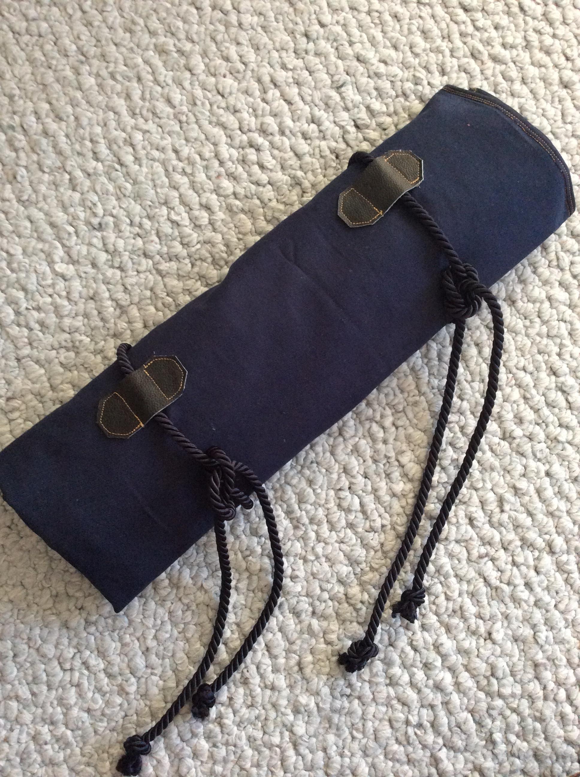 0879442da00 Knife Roll - 9 pockets