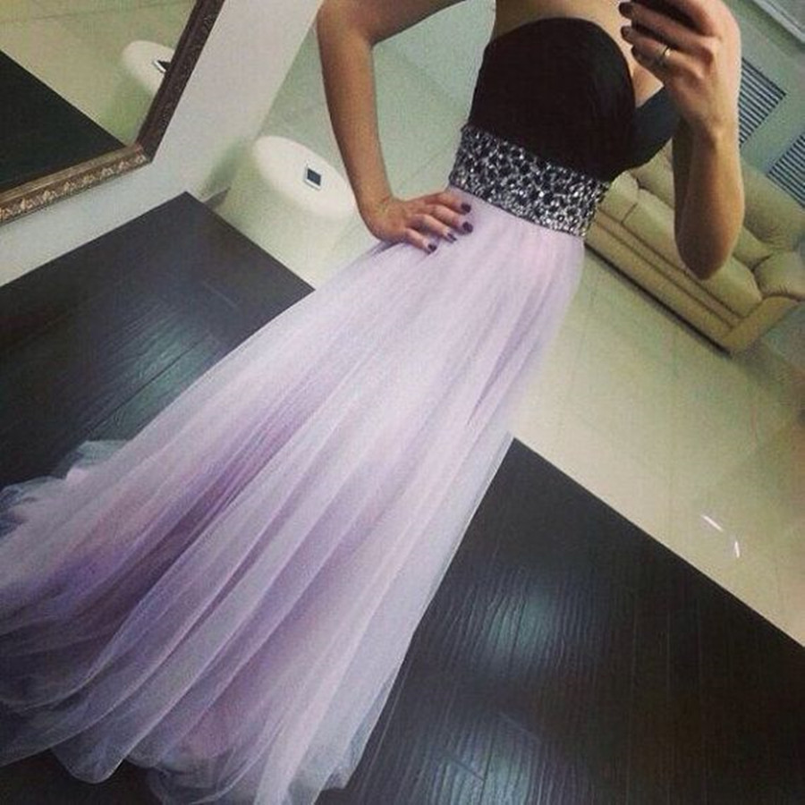 4684556b50 Sexy Strapless Long Prom Gowns Beaded Embellishments pst0062 ...
