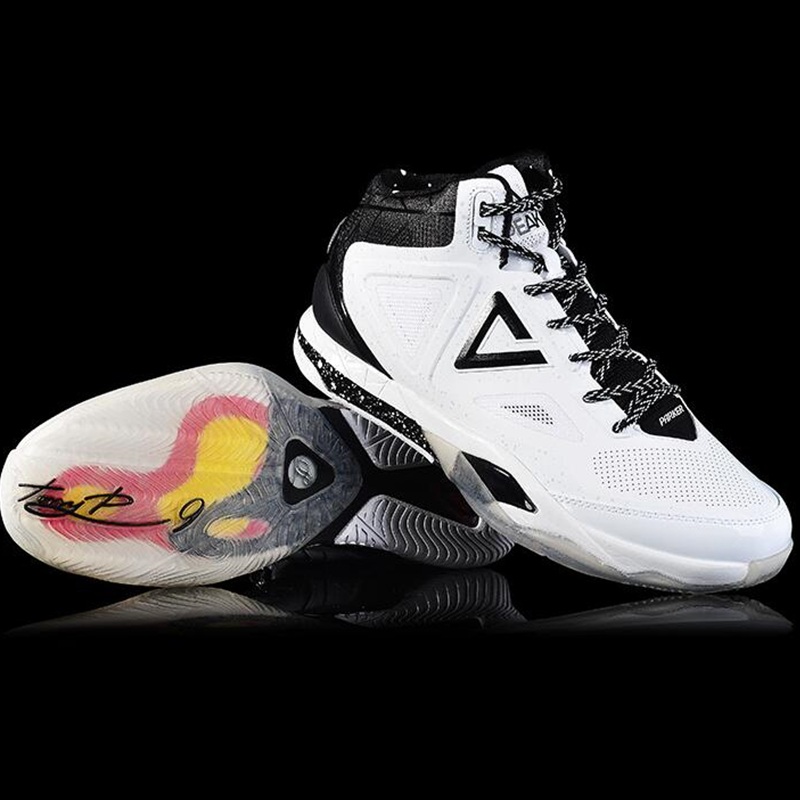 Tony Parker New Peak Shoes