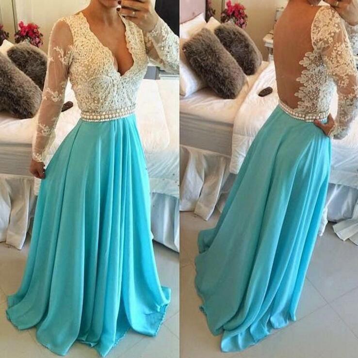 Cheap Long Evening Dresses,Woman Evening Dresses Elegant, Long ...