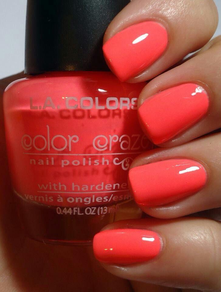 L.A. Colors \'Hottie\' Color Craze Nail Polish on Storenvy