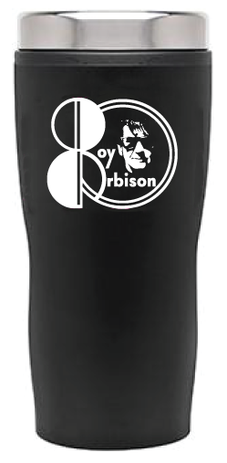 Limited Edition 80th Birthday Travel Mug 183 Roy Orbison