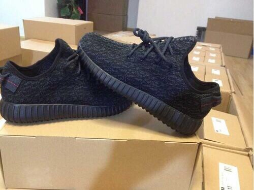 606d4d3b7f52 Adidas Yeezy Boost 350 Pirate Black on Storenvy