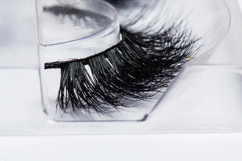 400db88ce51 100%Real Mink Natural Thick False Fake Eyelashes on Storenvy