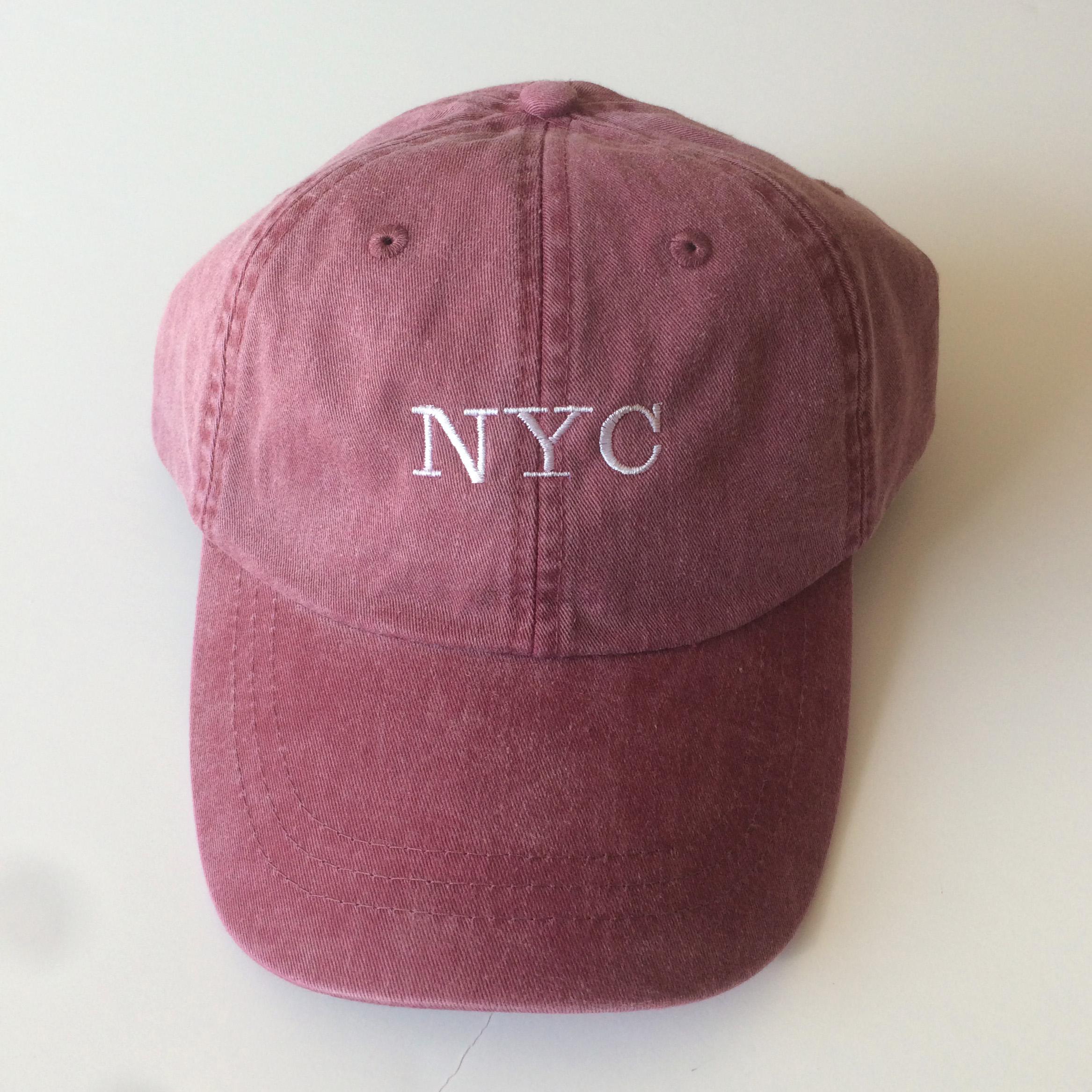 NYC Baseball Cap on Storenvy 17e9c923833