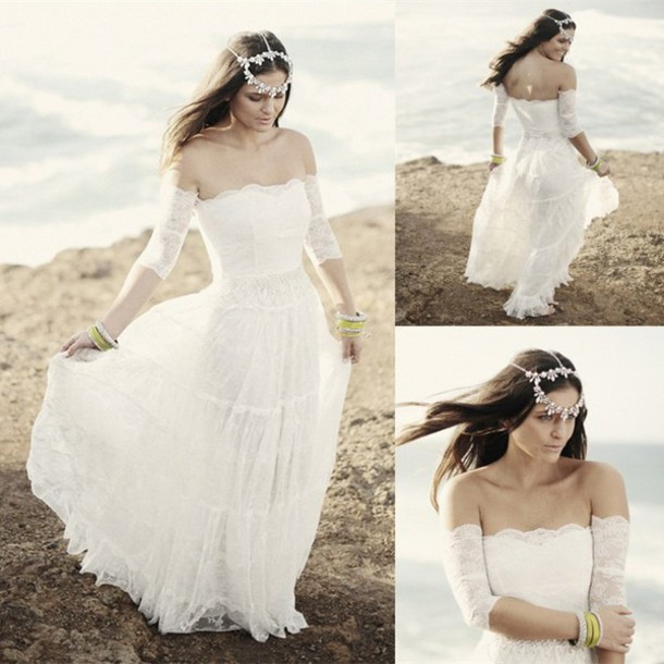 The Perfect Wedding Gown: Wedding Dresses,off Shoulder Bridal Gown,lace Wedding