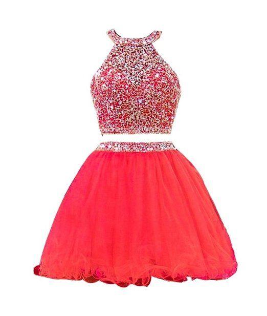 11cae8e3778 Short prom dress