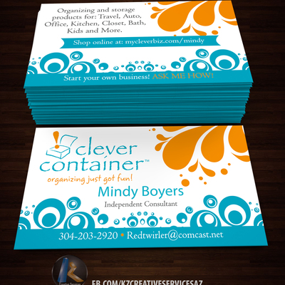 gimme all bundle special- clever container · kz creative services