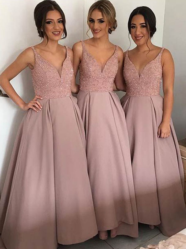 1e6b77b80d long bridesmaid dress, gorgeous bridesmaid dress, off shoulder v-neck  bridesmaid dress, 2016 bridesmaid dress, wedding party dress, 15057