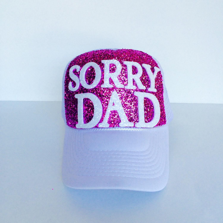 Hot Pink Glitter Hat 65bccd40e35