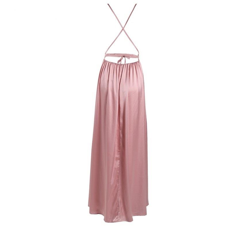 P36 Sexy Backless Prom Dress, Long Prom Dress, Simple Prom Dress ...