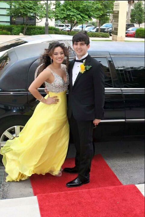0ef83fb5848f Fashion Yellow Prom Dress Prom Dresses Evening Party Gown Formal Wear