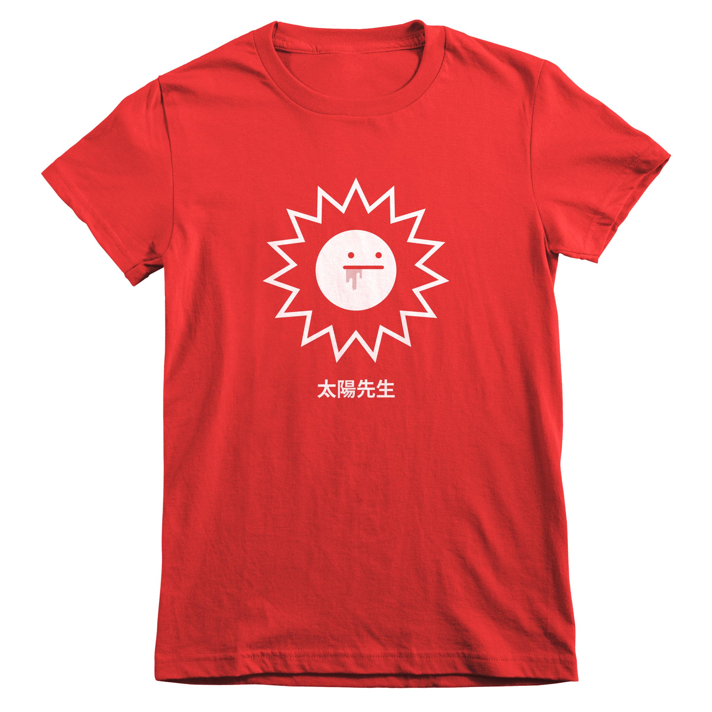 太陽先生 (MR. SUN) T-Shirt (Women s) · wongface · Online Store ... afa14eb14