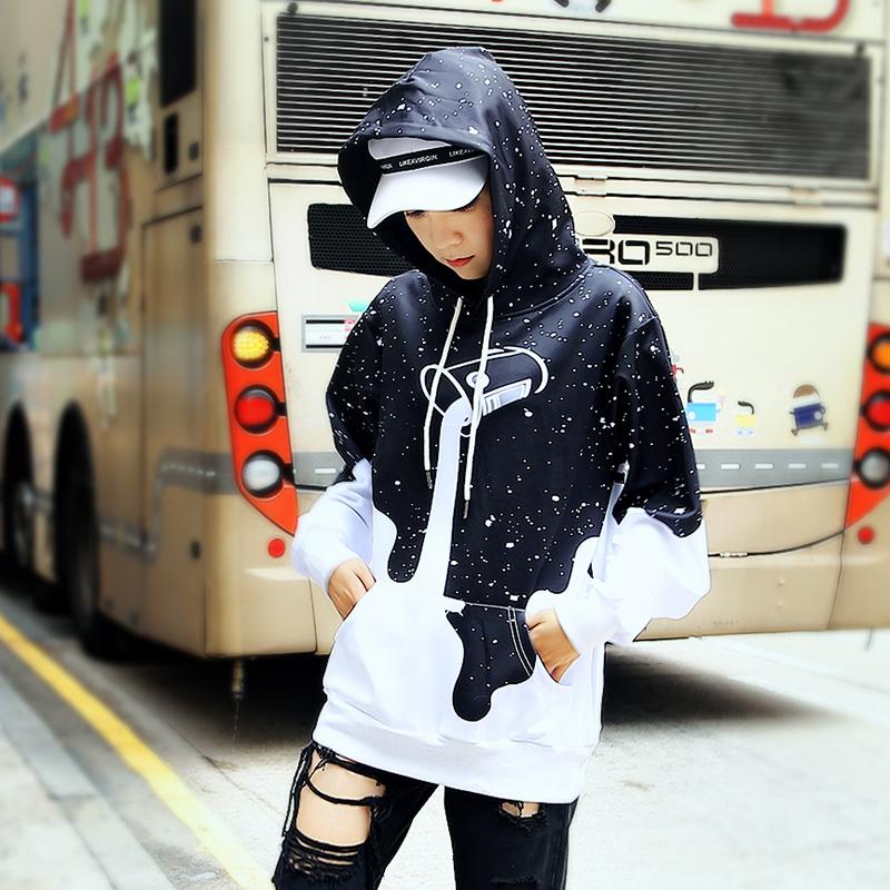 Harajuku Inverted Milk 3D Hoodies · Harajuku fashion · Online Store ... d4556e91e5f5