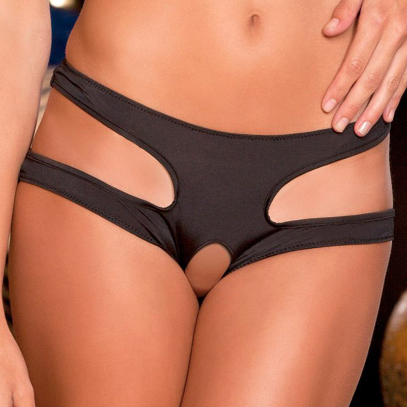 f70732376 New Style Wholesale Retail Women Sexy Women Open Crotch Mesh G String Thong  Panties Underwear Briefs Erotic on Storenvy