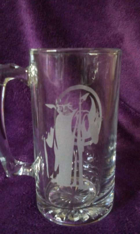 Yoda Jedi Master Starwars Beer Stein Mug 183 Whyte Raven Studio 183 Online Store Powered By Storenvy