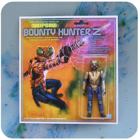 bounty hunter z skipbrotoys online store powered by storenvy. Black Bedroom Furniture Sets. Home Design Ideas