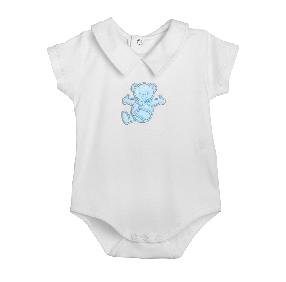 d341d48a9 Collared Onesie · Galante Baby · Online Store Powered by Storenvy