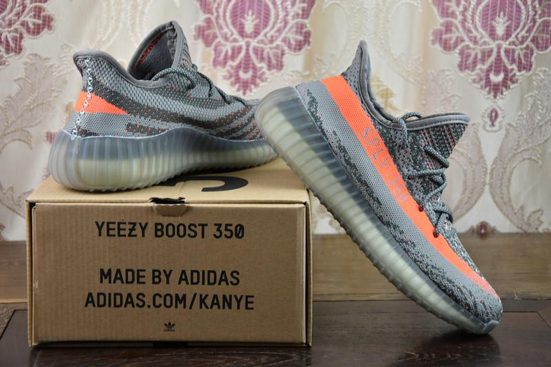 a7f20dc7222e7 New UA Adidas Yeezy 350 V2 Boost Low Orange Beluga on Storenvy