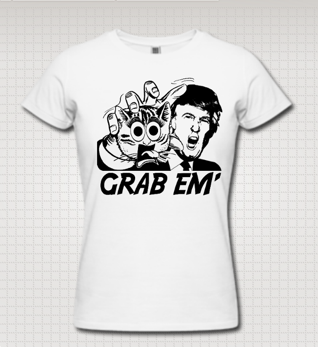 grab them by the pussy t shirt