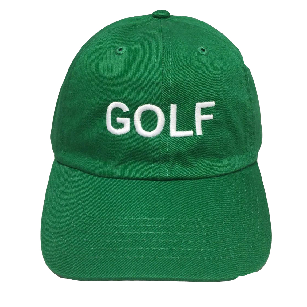 0cd0a9b206f GOLF Hat (slide buckle) wang cherry bomb tyler odd future ofwgkta ...