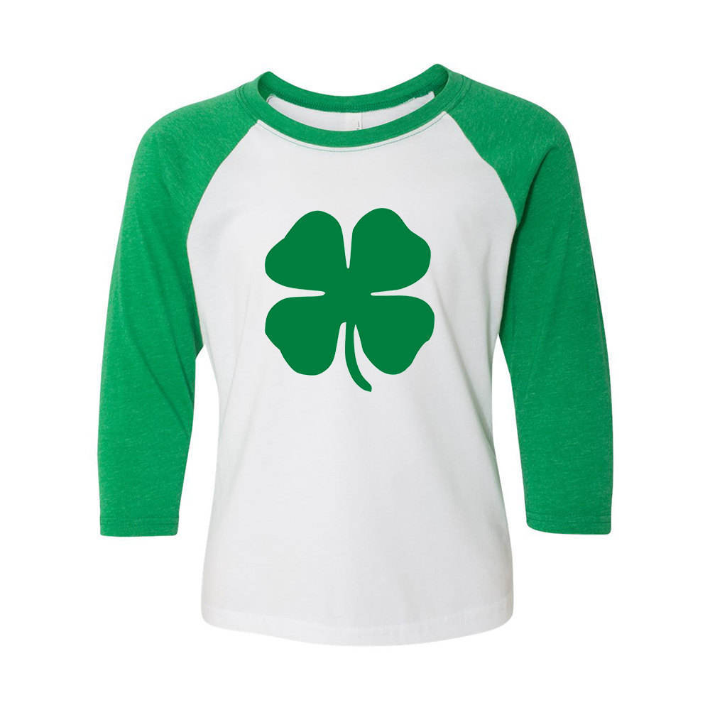 48b40909 Youth St Patricks Day Shirt Kids Shamrock Shirt St Patricks Day St Pattys  Day Tshirt Raglan Shirt Shamrocked Shirt Cute St Pattys Day Shirt