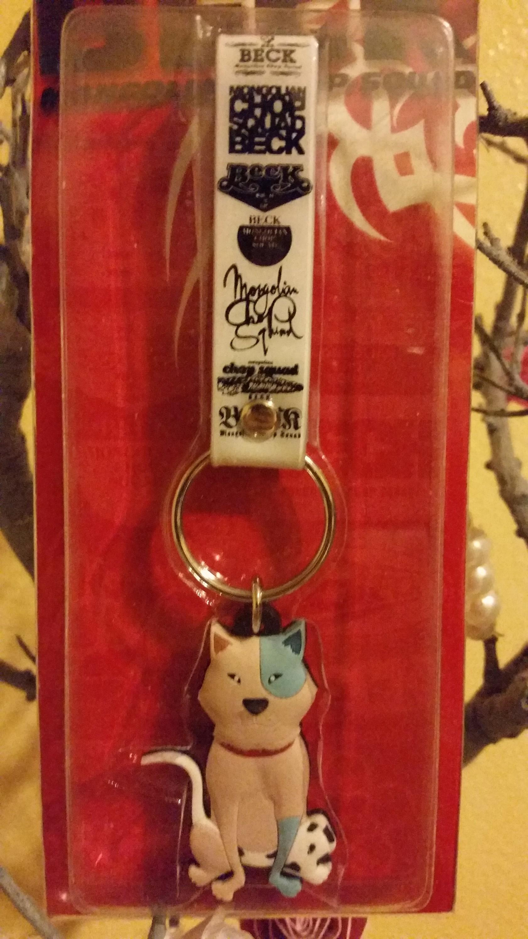 Beck Key Chain Anime Key Chains
