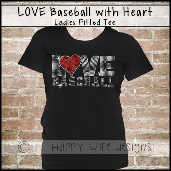 Rhinestone Baseball Shirt - Baseball Mom Shirt - Baseball Mom - Softball Mom  Shirt - Bling e9d5afbf19fd