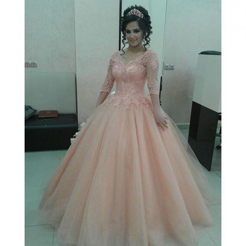 15 Dress with Sleeves
