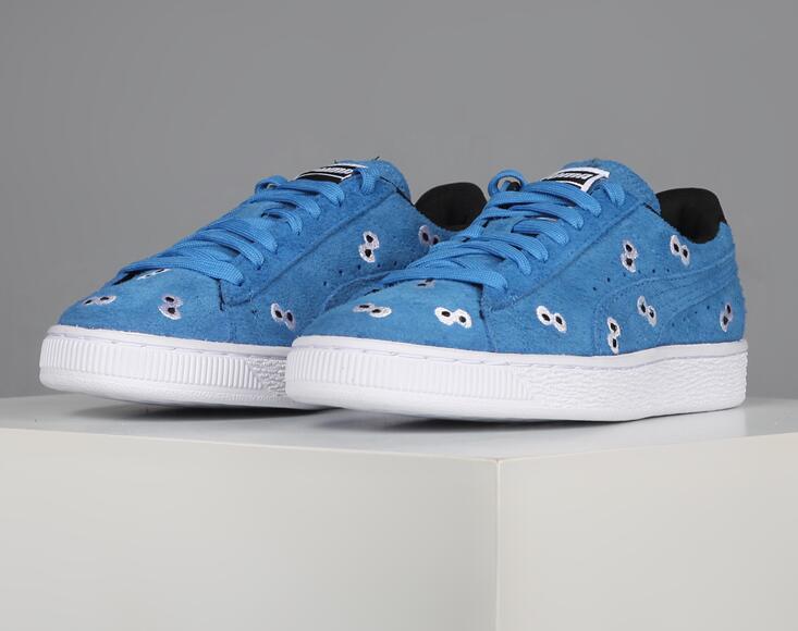 7df50fac22dbb1 Fashion x Sesame Street women s men s Turnover shoes Casual sneaker ...