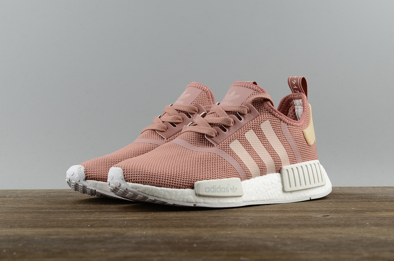 1c4eb1b13e2e Fashion NMD Runner pink white running shoes on Storenvy