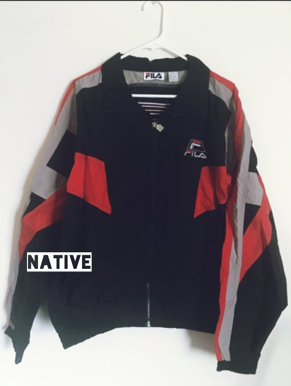 Vintage 90s Fila Sweatshirt Sportwear u7e8Dmb