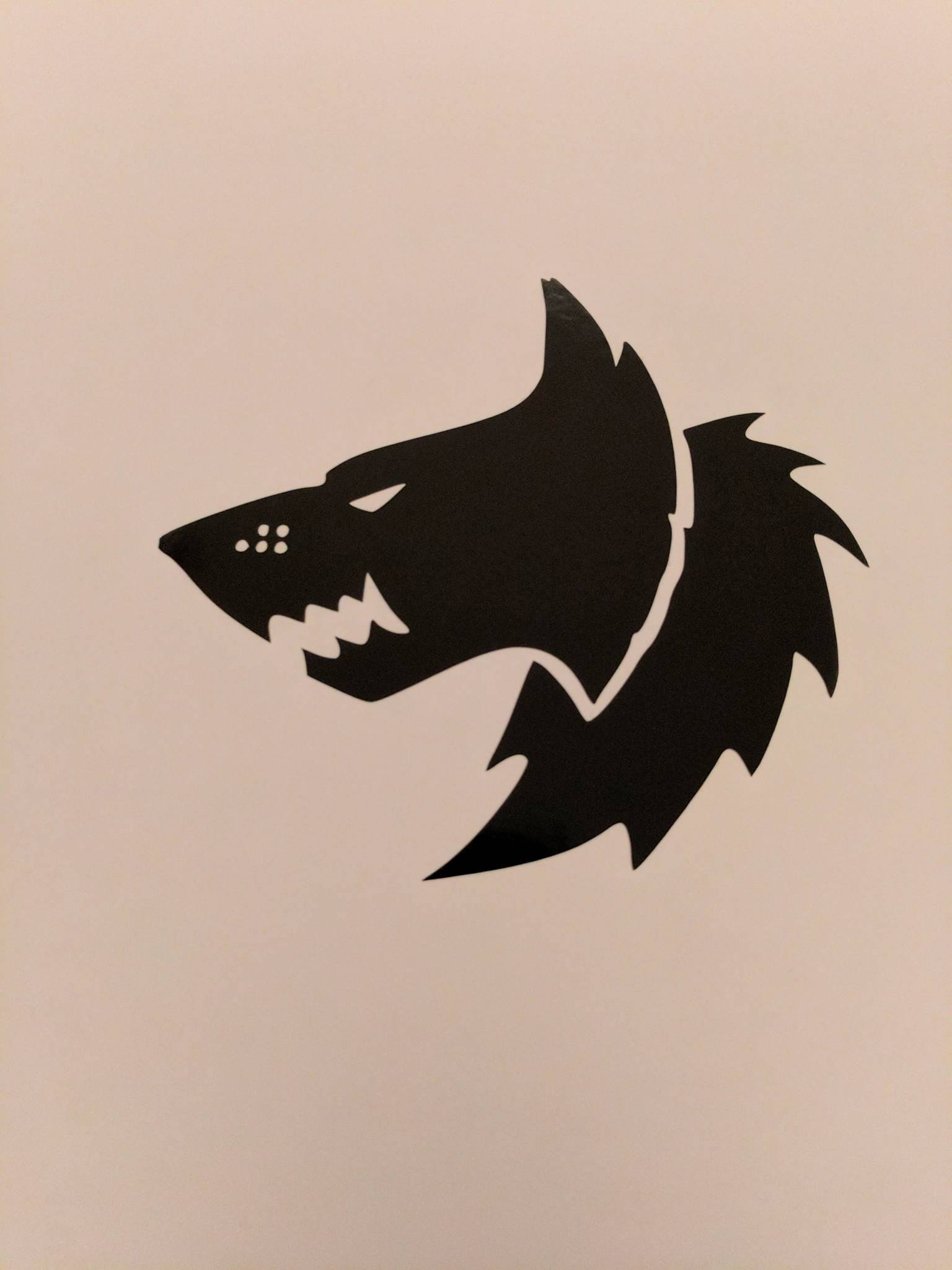 Warhammer 40k Space Wolves Decal On Storenvy