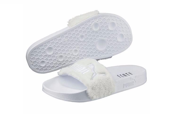5db10bb3ec56 Fashion Classic Fenty Slippers White · BELLDRESS · Online Store ...