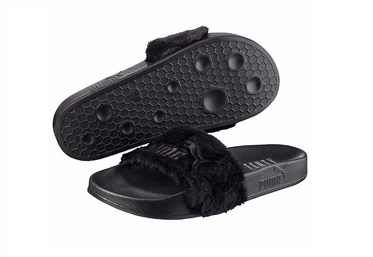 Fashion Classic Fenty Slippers black on Storenvy f4d7f4f39