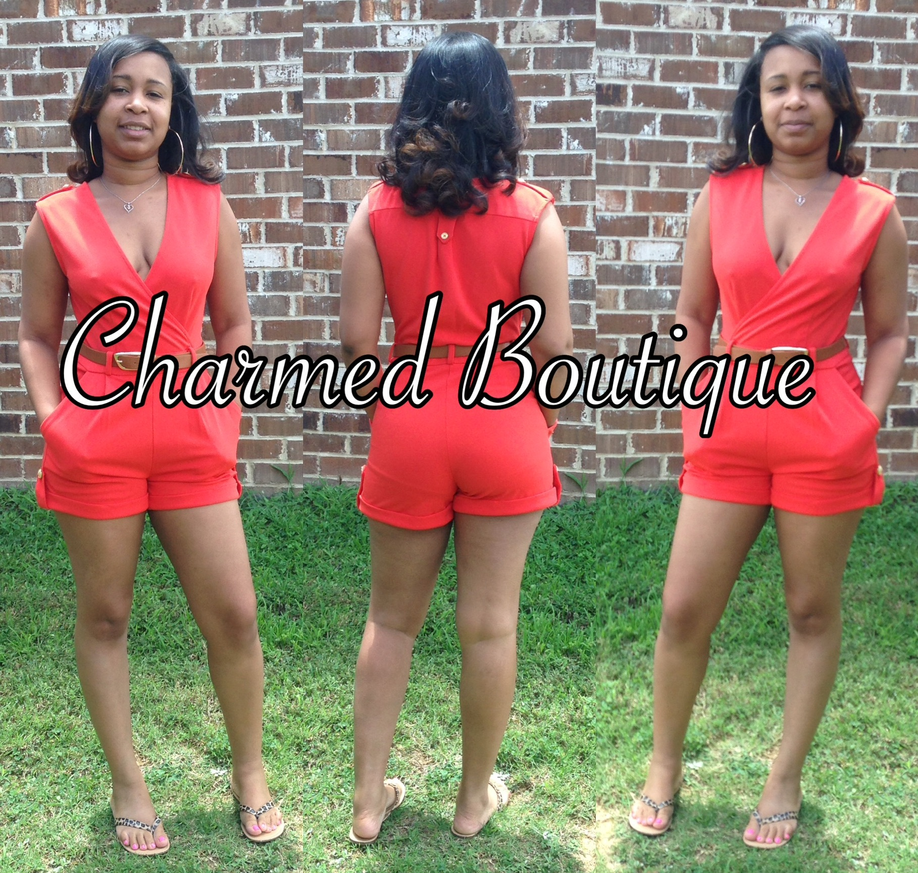655754f1087c Comfy   Cute Romper · Charmed Boutique · Online Store Powered by ...