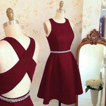 Lovely Cute Prom Dress,Short Prom Dresses,Homecoming Dress,Prom ...
