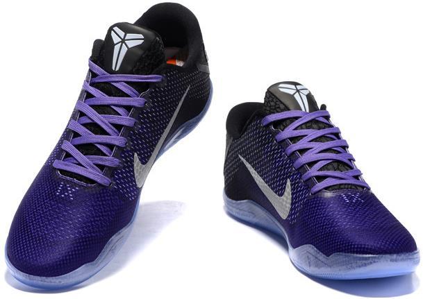 170d3d0db6a7 Nike Kobe 11 Elite Black Blue on Storenvy
