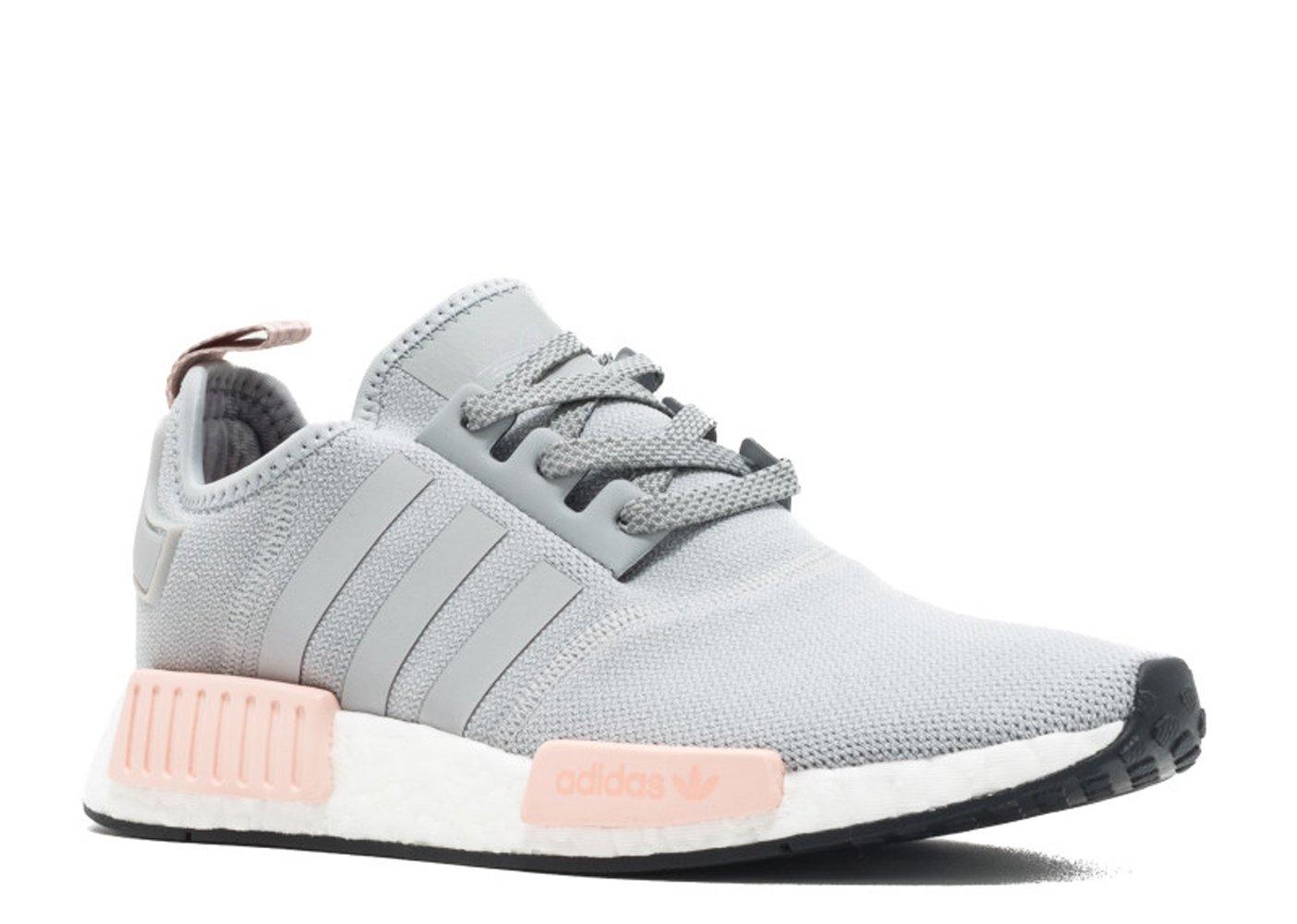 2d85f72df7ba7 Fashion nmd r1 raw gray pink women s casual shoes - Thumbnail 1 ...