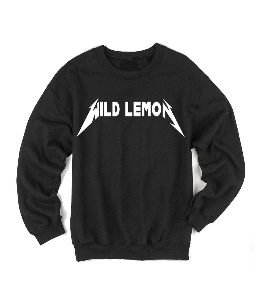 ROCKSTAR SWEATSHIRT from WILD LEMON CLOTHING CO