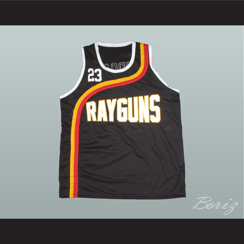 sale retailer dd724 b98f7 Retro Roswell Rayguns Michael Jordan 23 Basketball Jersey New Any Size