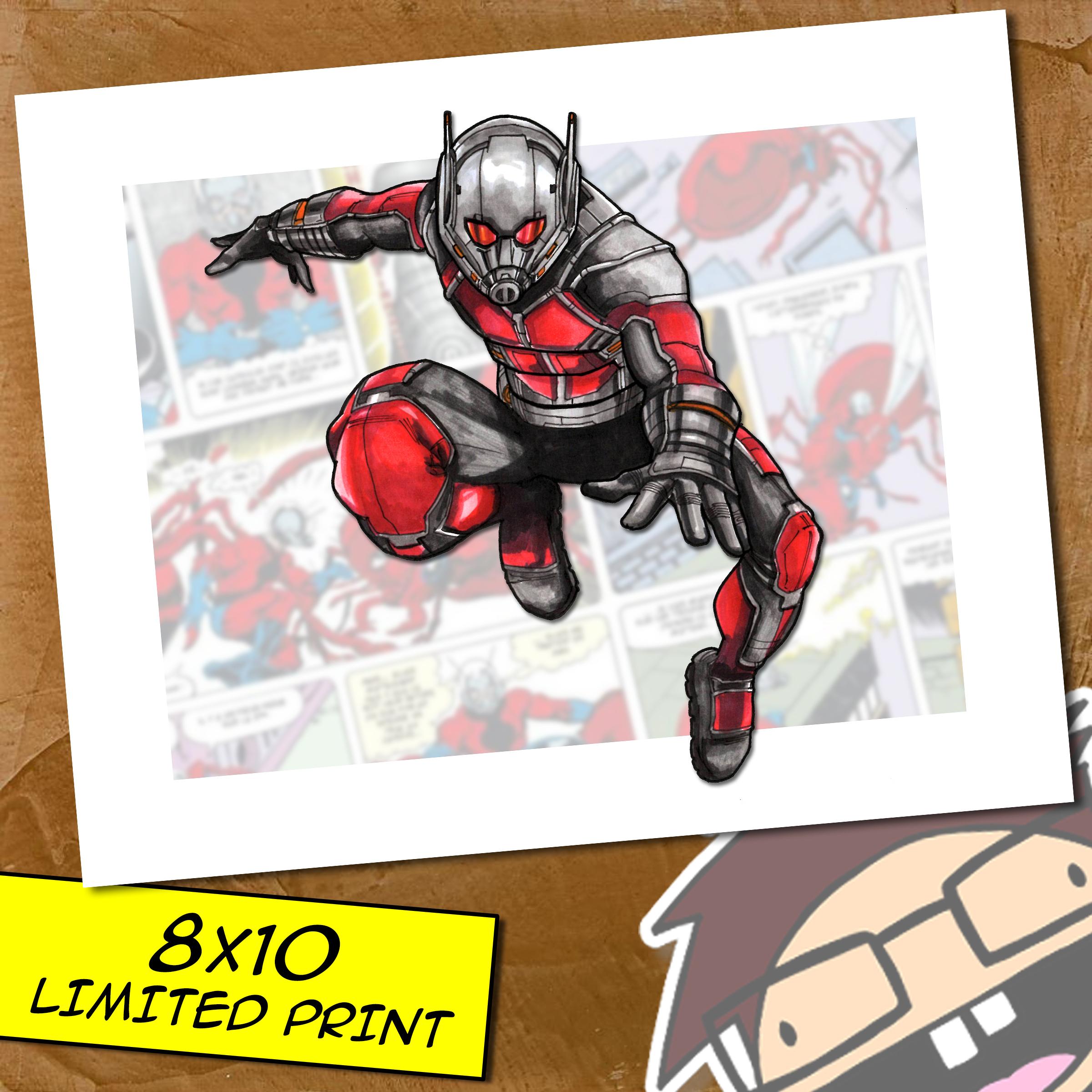 Ant Man 20storenvy Original