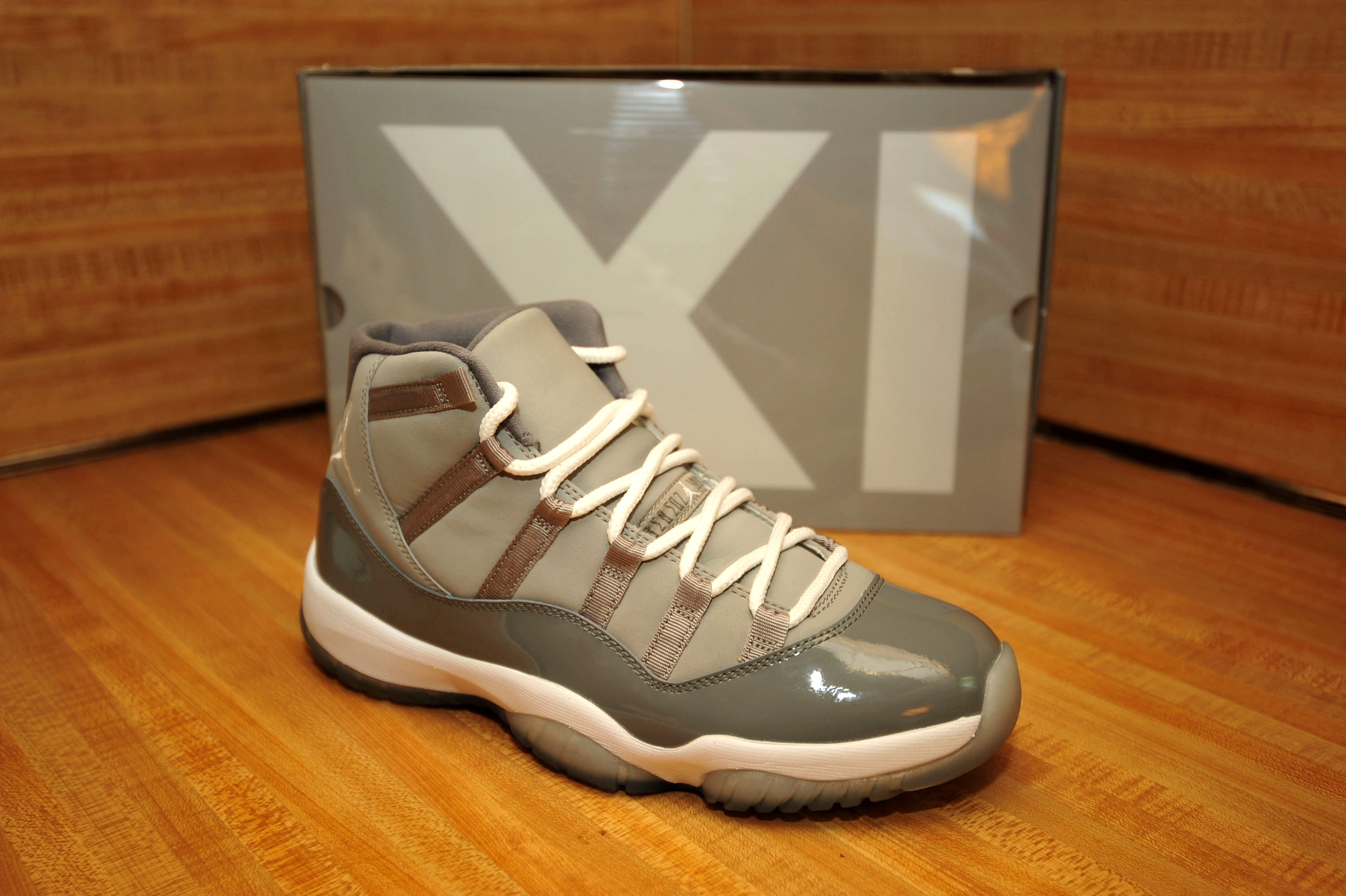best price air jordan retro 11 silver brown a4c9e ab6d7 007c6e0fa