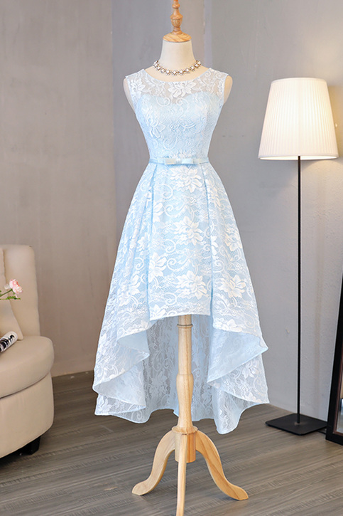 Cheap Prom Dresses By Sweetheartdress 183 Light Blue Lace